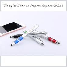 wholesales custom logo business light stylus pen