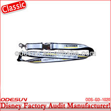Disney factory audit can koozie lanyard 143730
