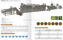 Economic and Efficient Automatic Pet Food Machinery