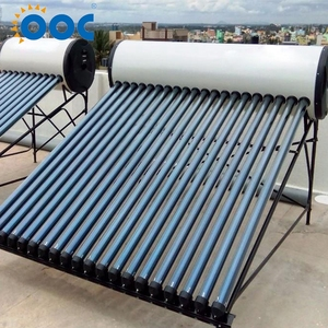 Heat Pipe 200L No Pressure Vacuum Tube Non-Pressure Solar Water Heater