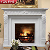 /product-detail/indoor-natural-marble-fireplace-surround-stone-fireplaces-60140296420.html