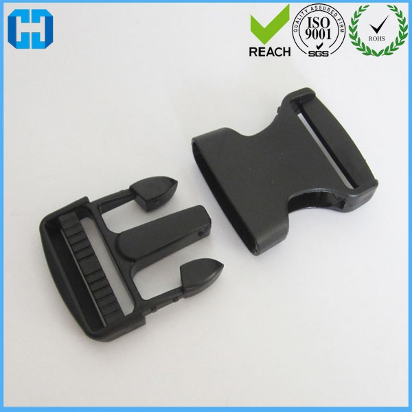 OEM Factory Supply 38 MM Plastic Quick Release Strap Buckles With Cheap Price