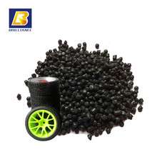 tpe granules in different colors high elasticity rubber with raw materials in extrusion,tpe thermoplastic elastomer