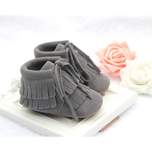Wholesale kids boots real leather baby boot 2017