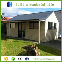 Hot popular structural design of small houses and hotel building supplies
