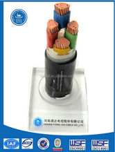 Power Cable 6/10kV, Copper Conductor XLPE Insulated PE Sheathed CU/XLPE/PE
