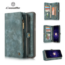 Online selling leather flip cell phone case for samsung galaxy note 8 fashion phone case