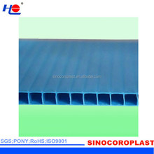 conductive and anti-static plastic carton corrugated sheet