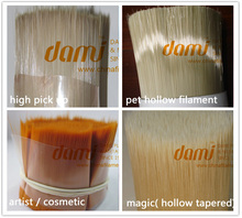 Synthetic Polyester PET Monofilament for Painting Brush