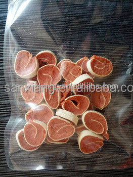 premium packing travelling pet treats/ casual pet snacks for travelling