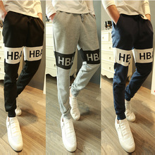 Alibaba Supplier Printed Fabric Tapered Sweat Golf Casual Trousers