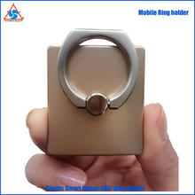 WB ZX6 Metal Ring 360 Degree Rotating and Stand Cohering Universal Mobile Ring Holder