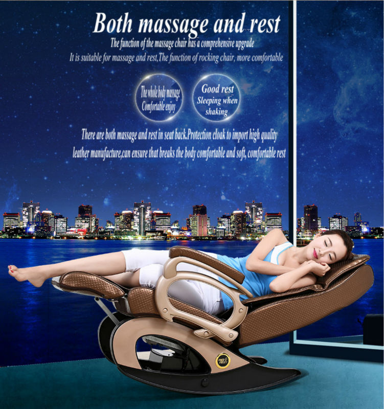 shiatsu massage chair F-668B Shake Shake Healthcare Massage Chair commercial massage chair