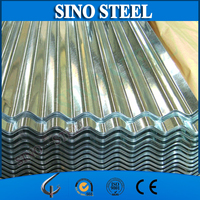 JISG3303 Grade Zinc coated metal roofing sheet
