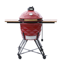 2018 high quality kamado bbq grill big green egg