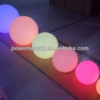 IR remote controlled led lighting up balls
