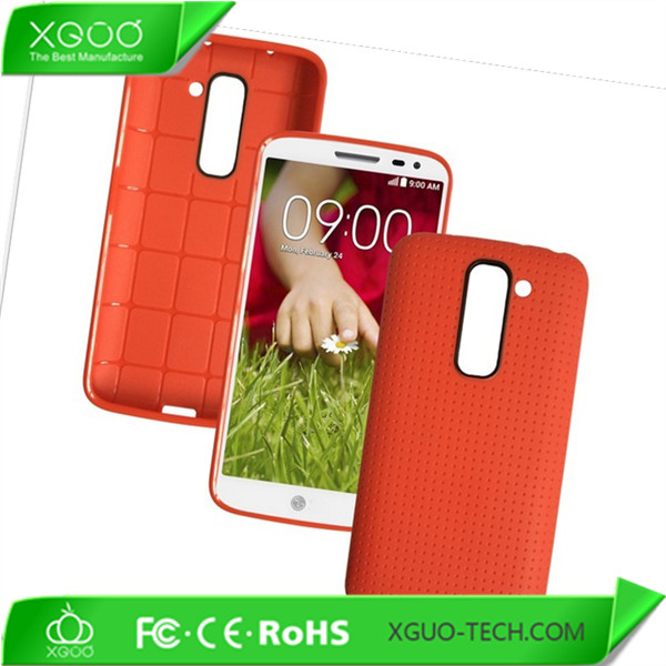 soft rubber tpu cover for lg g2 mini case