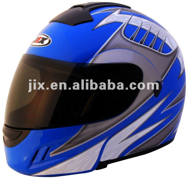 2015 new ABS material Flip up motorcycle helmet JX-A111 DOT/ECE