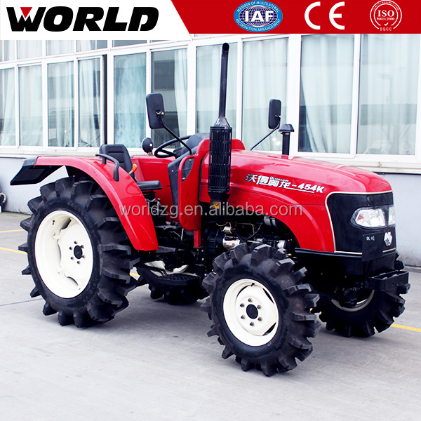 45hp brazil farm tractor with All Kinds of Farm Implements
