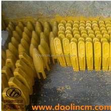 Wheel Loader Spare Parts for Lonking Bucket Teeth and Adapters