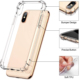 DIVI 360 Full Protective Cell Phone Case TPU luxury phone case Cover For iphone X /XS case phone