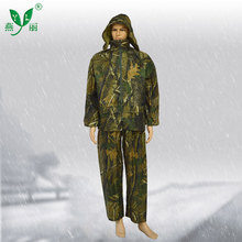 New Style Dissimilarity Motorcycle Racing Camouflage Rain Suit