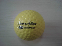promotional bulk personalized golf ball gifts for kids/golf ball novelty gifts/unique golf ball gift