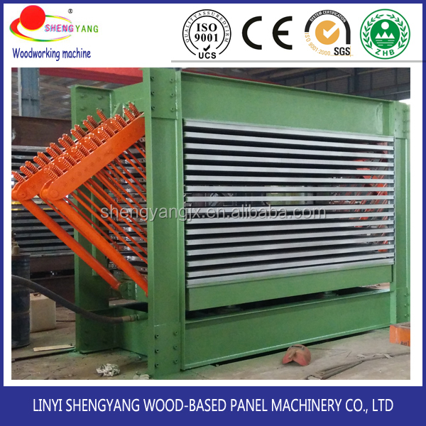 plywood wood veneer dryer