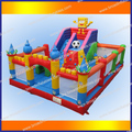 various color and style inflatable jumping trampoline