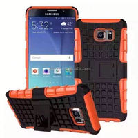New Fashion Combo Kickstand Tough Hard Armor Protective Case for Samsung Note 5