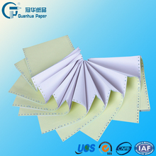 hot sale carbonless paper pink colour/carbonless computer papers