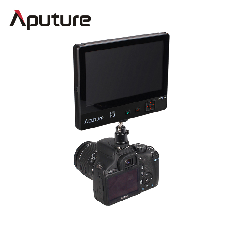 Aputure 7 inch HDMI On Camera DSLR Field Monitor