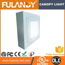 DLC UL certificated industrial led high bay canopy light 100w 5000k