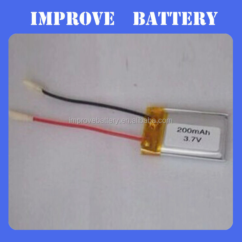 Hot sale 20mAH lipo battery For Card Reader lipo battery 20mah 281016 ge power lipo battery