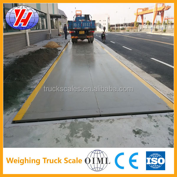 50 ton portable weighbridge load cell