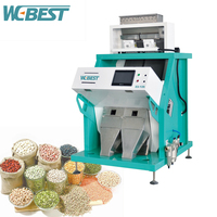 Automatic Grain Production Line Kidney Bean /Red Bean Color Sorter