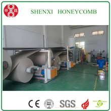Automatic honeycomb cardboard machine HF(A)-1300 Deluxe