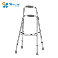 Aluminum Side Style Hemi One handed Arm Walkers