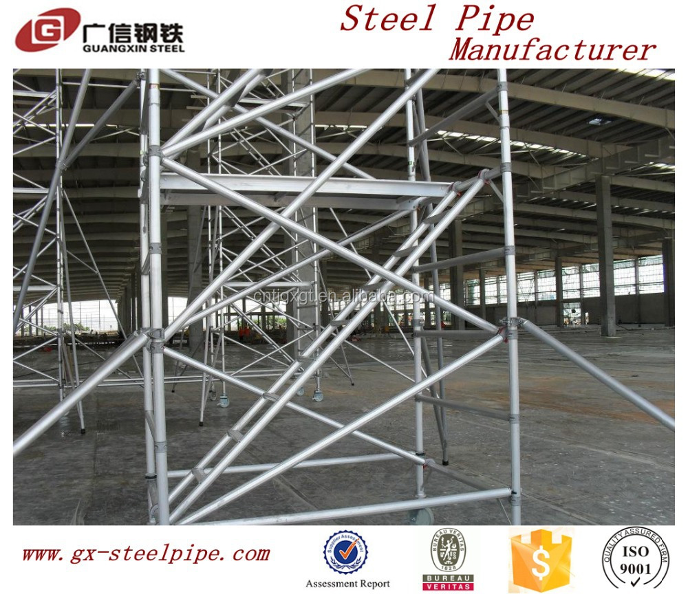 frame scaffolding for american construction/aluminum scaffold plank