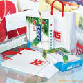 Environmental Gift Bag Side Gusset Bags Gusset for Gift,Offset Printting Bag Supplied in Sangye