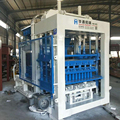 High Technology !!! Full automatic brick production line of QT8-15 automatic brick making machine in Africa