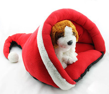 Dog Products Pet small Christmas hat Pet bed