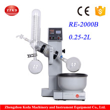 Laboratory Multi Function Rotary Evaporator with Vacuum System
