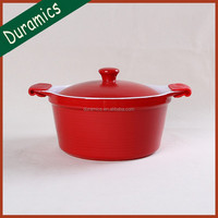 Commercial silicone handle soup pot for restaurant and hotel