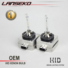 Lanseko best selling hid replacement xenon bulbs, D1R, D1S, D2R, D2S, D3S, D4R, D4S