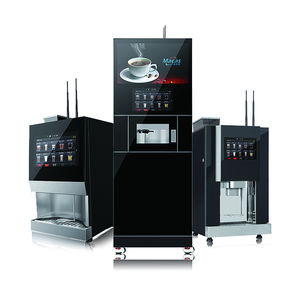 Professional multifunctional automatic tea coffee vending machine