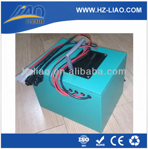 Factory price 48V30AH LiFePO4 battery for electric motorcycle / scooter / bicycle / tricycle