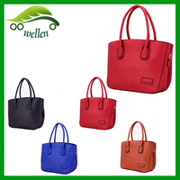 2015 hot sell brand woman high quanlity fashion handbag