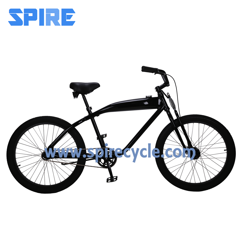 new design single speed gas beach cruiser bicycle with CE standard