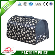 Trolley Pet Bag Carrier & Folding Pet Carrier Plastic